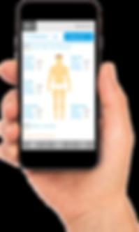 InBody GymPro Mobile ile entegredir.