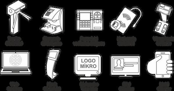 GymPro ile entegre donanımlar