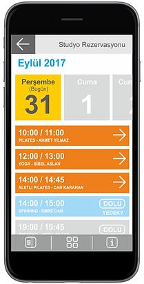 GymPro Mobile