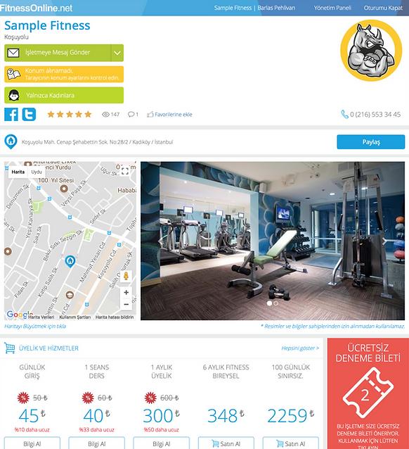 FitnessOnline.net