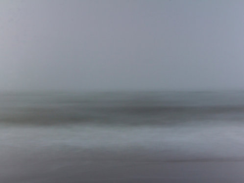 The North Sea at De Koog