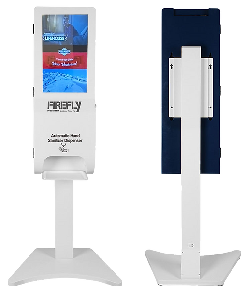 Firefly Power Display Front and Back wit