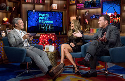 Cary Deuber Watch What Happens Live