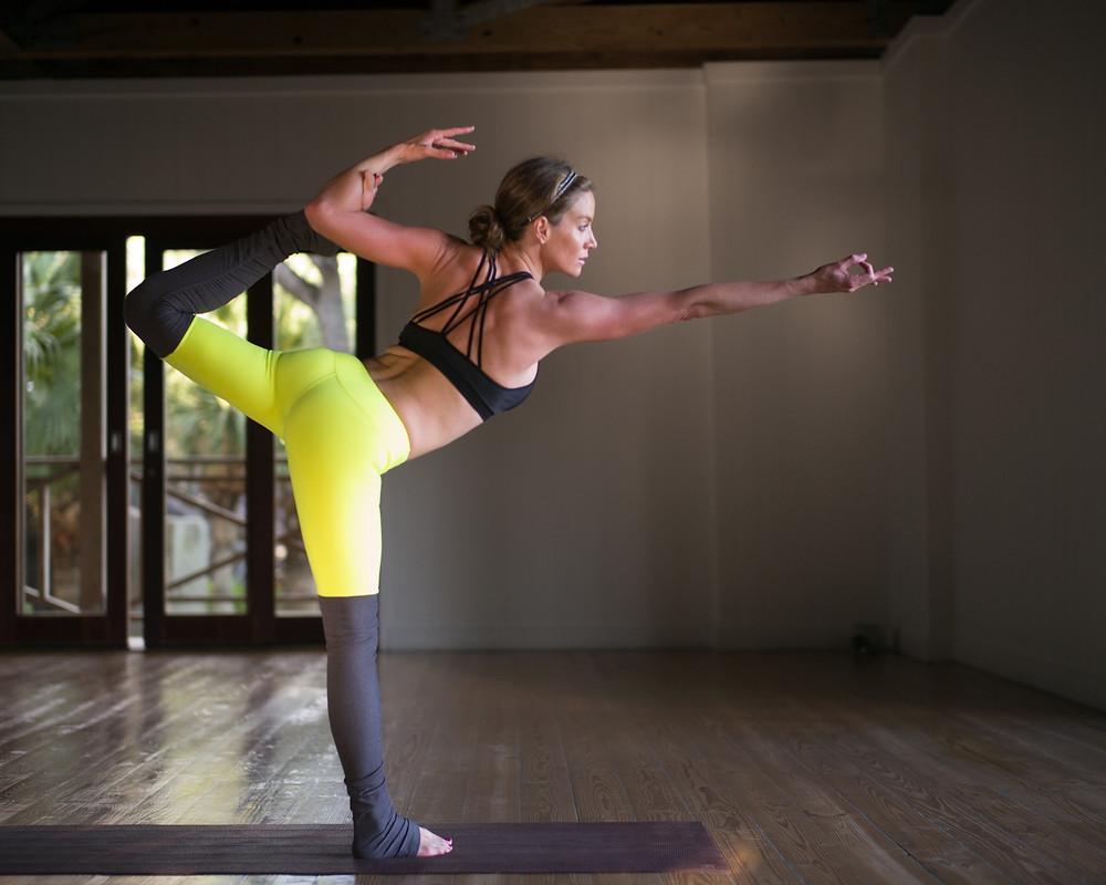 Cary Deuber yoga fashion