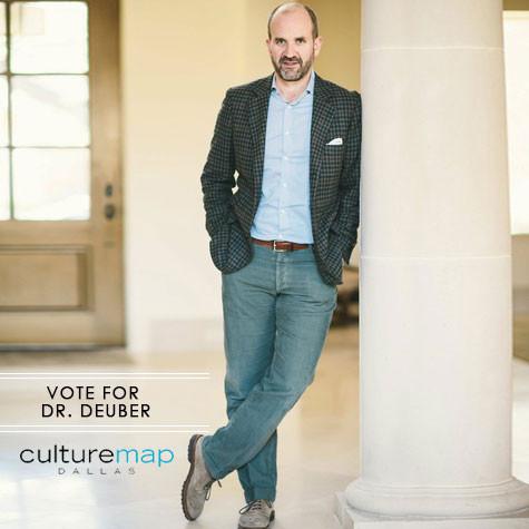 Vote for Dr. Deuber!