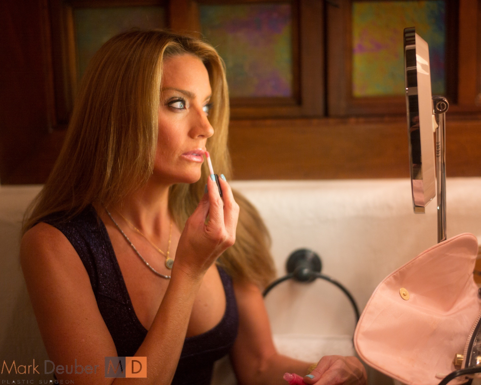 Cary Deuber Makeup in Cabo at Las ventanas al Paradiso
