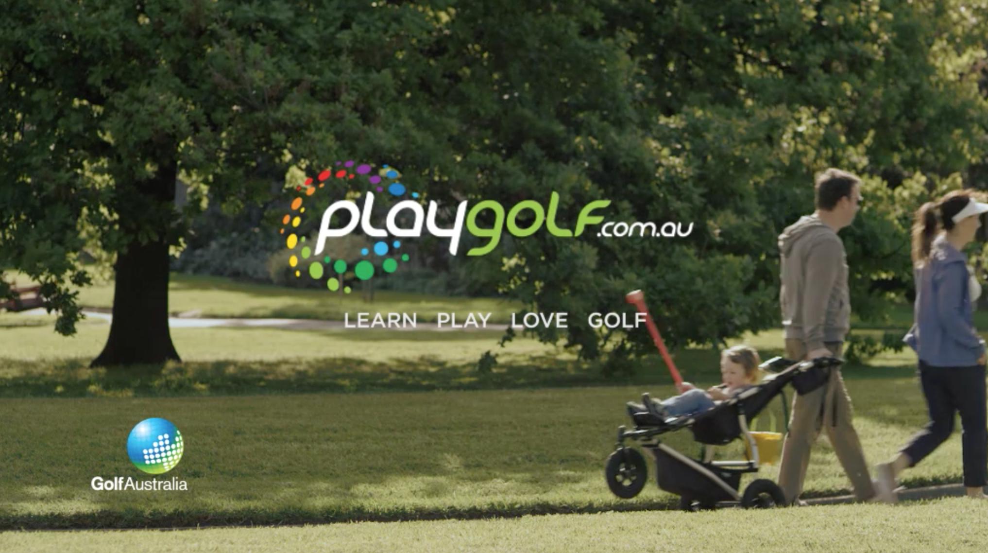 TVC for Golf Australia