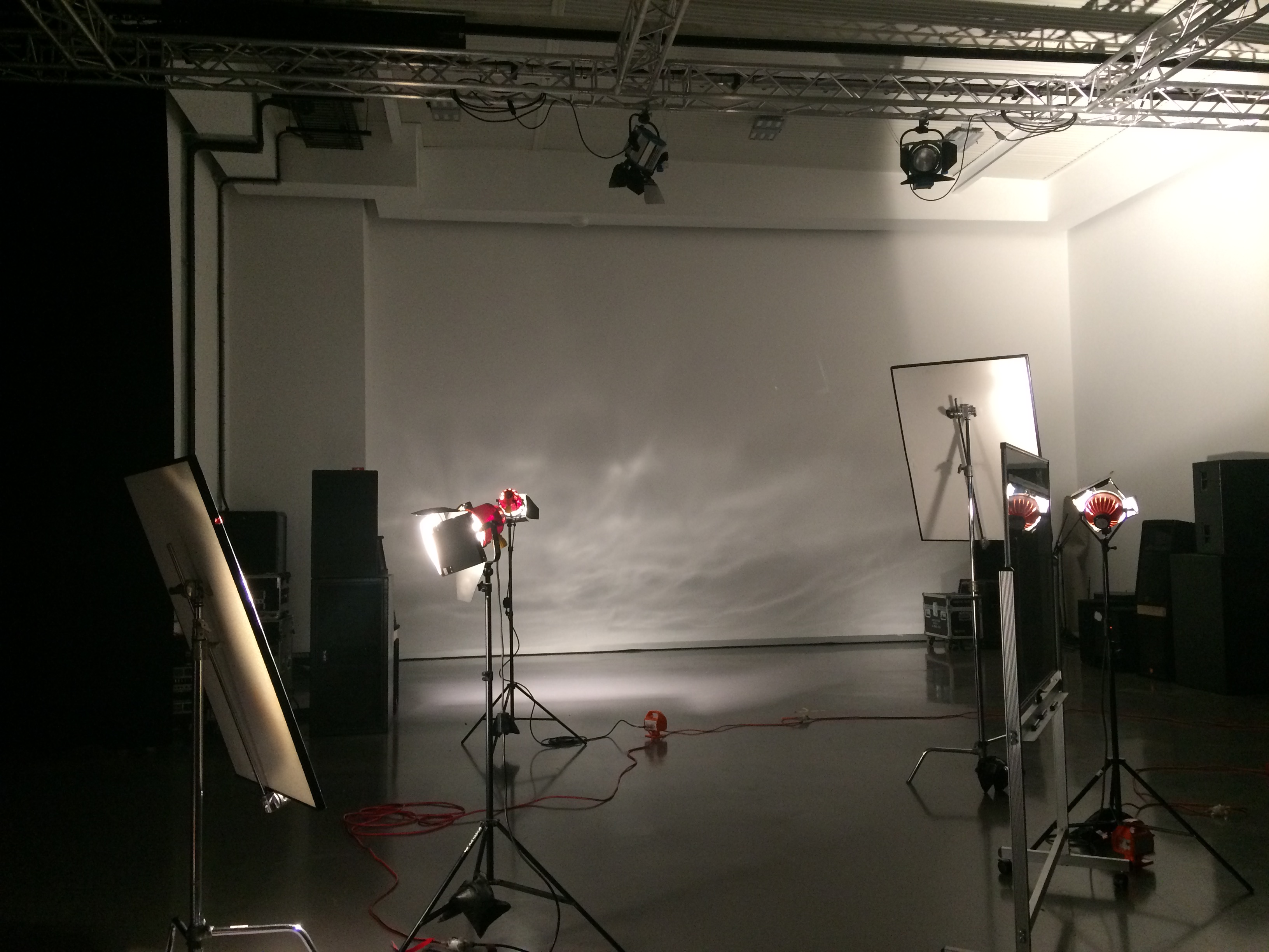 Lighting workshop at SAE