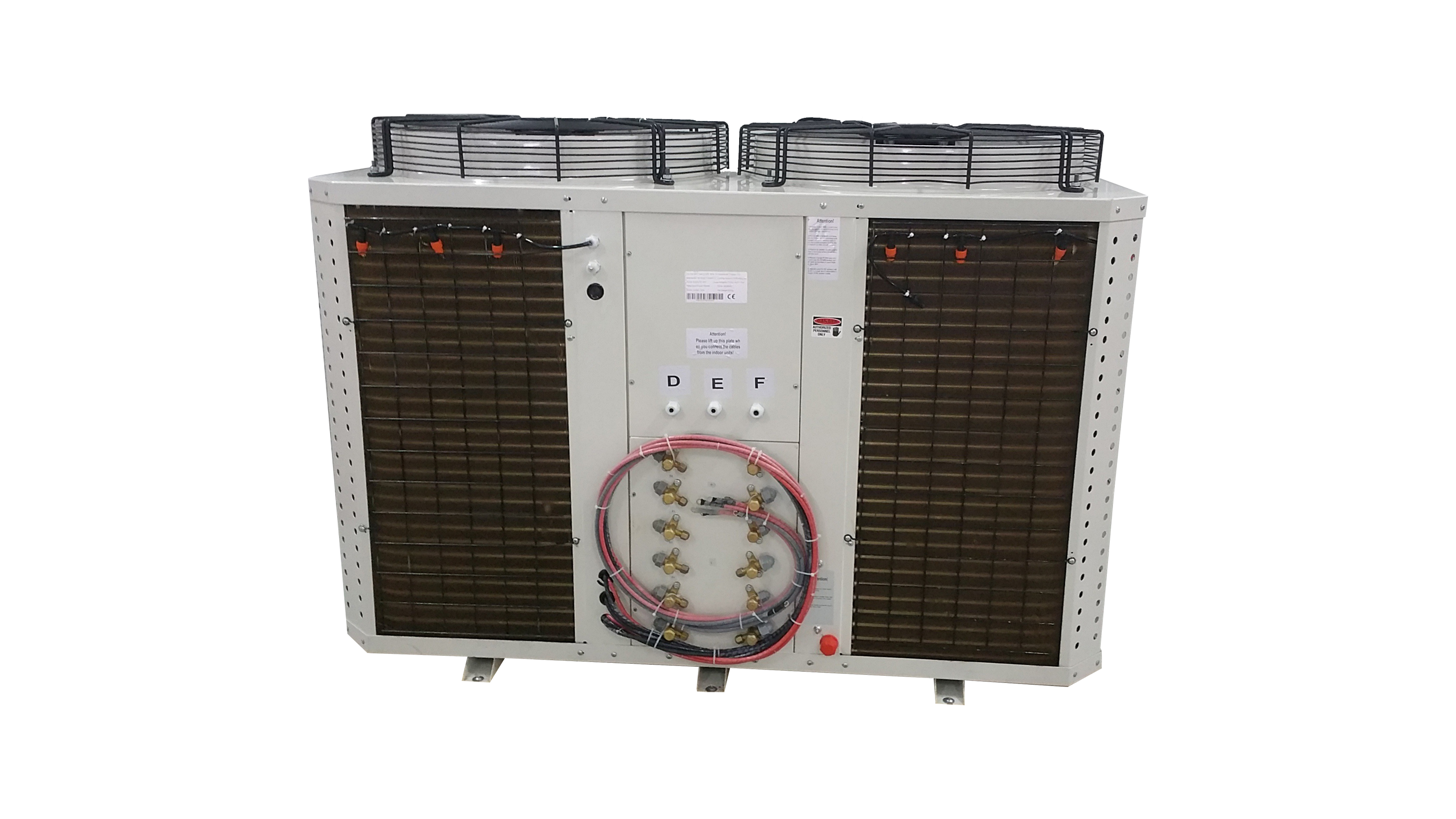 10 ton central DC air conditioner