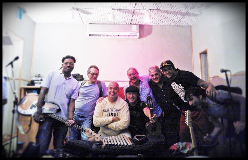 Semente, Cor & Friends (Apr 10, 14)