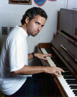 Sergio on Piano