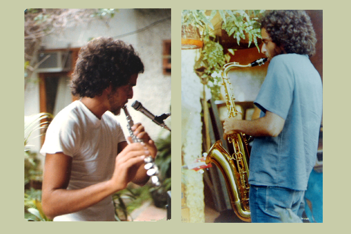 Sergio, Barra (Abril 1979)