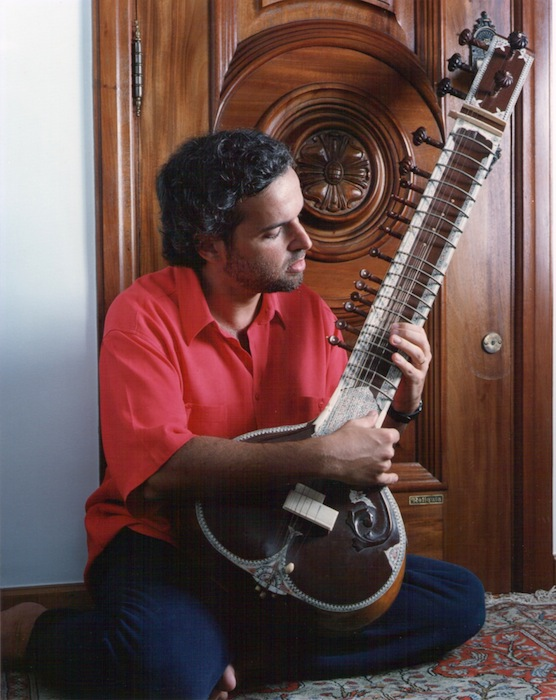 Sergio on Tamboura