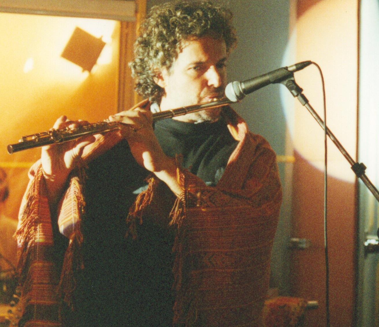 SB on Flute