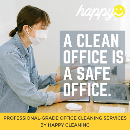Happy Cleaning - Social Media Posts