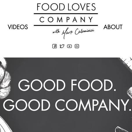 Food Loves Company - Website Design