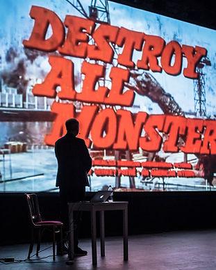 Troldspejlet Live CPH PIX. Foto: Yann Houlberg Andersen