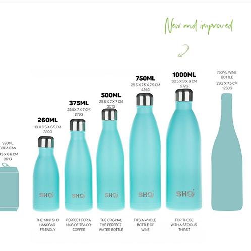 SHO Original 2.0 Water Bottle