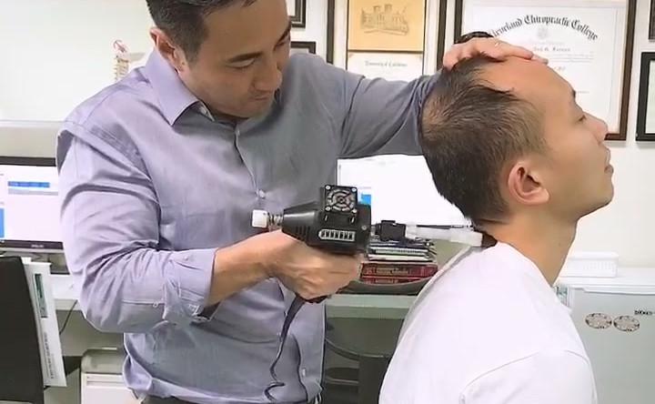 Arthrostim Adjusting Device