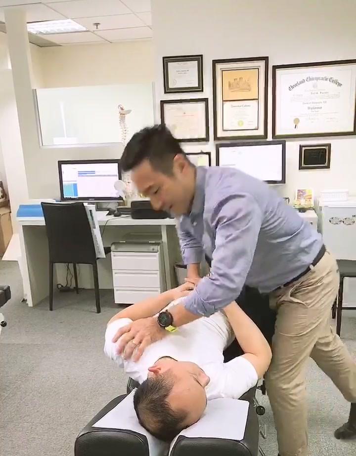 Side Posture Adjustment