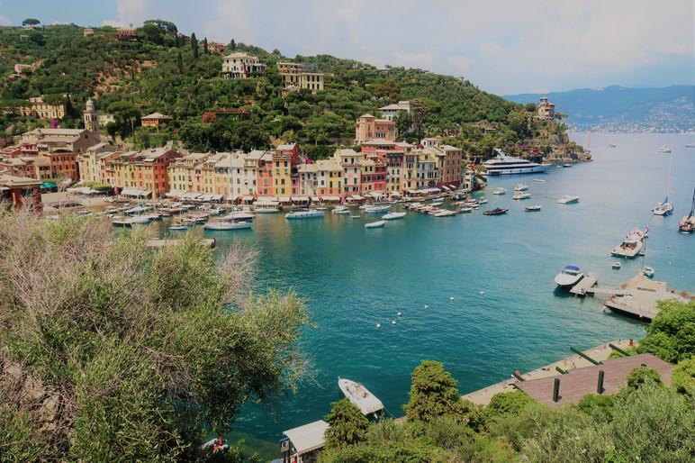 Portofino, Italian Riviera, Genoa