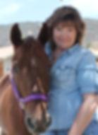 Horse and Cherie Cassara LMFT 90709 Simply Horse Sense