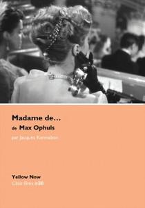 MADAME DE... (Max Ophuls)