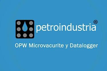 video animacion microvacurite y datalogg