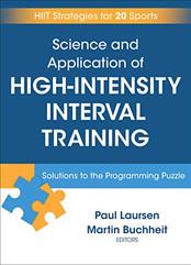 HIIT training (Laursen & Buccheit)
