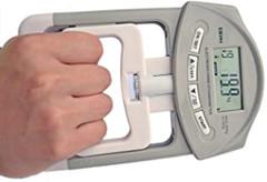 Dinamómetro de agarre