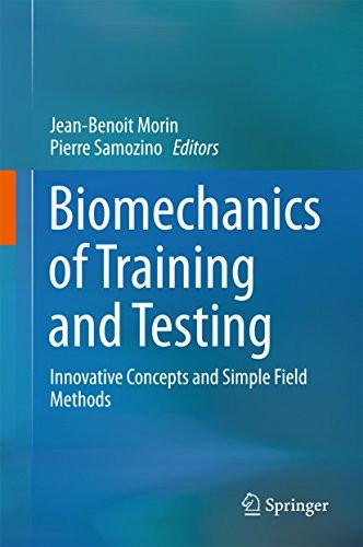 Biomechanics of Training and testing (Morin & Samozino)