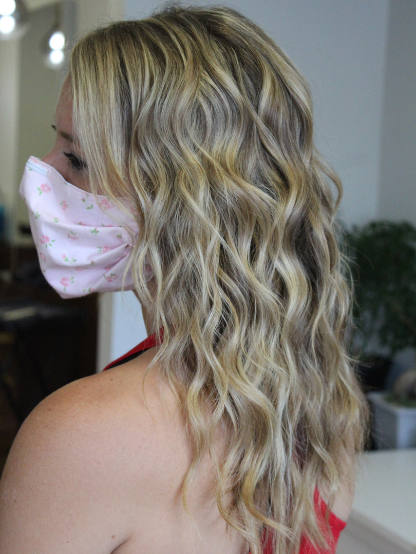 Highlights, Balayage and NBR Extensions