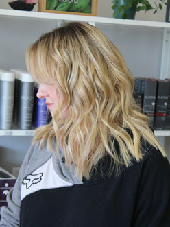 Full Highlights, Balayage and NBR Extensions