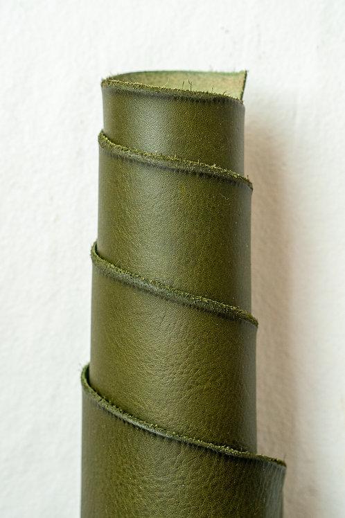 Olive Green Minerva Box