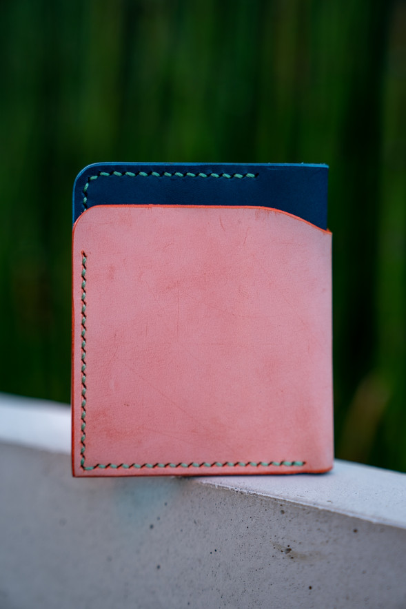 The 7 Pocket Verdii Wallet Ghost Town