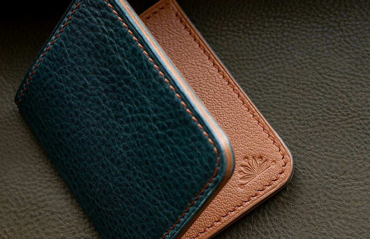 The 5 Pocket Verdii Wallet