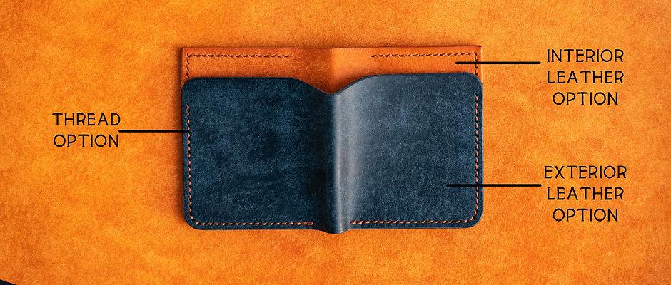 Build Your Own  Verdii Wallet 7 Pocket