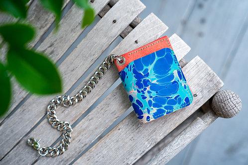 The Verdii Wallet 7 Pocket w Chain