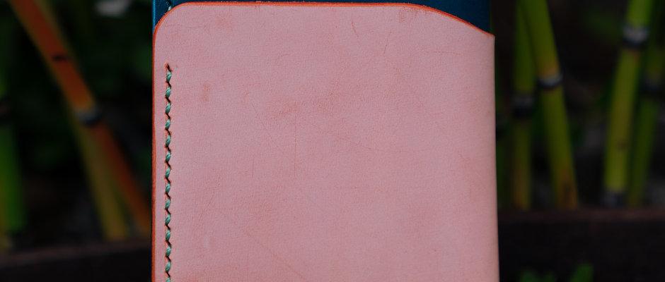 The Verdii Wallet 7 Pocket (Ghost)