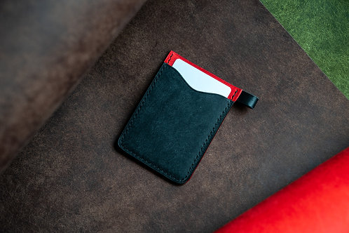 iidris Card Holder with Keychain