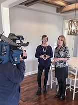 Mara Clements WGAL Professional Organizer for homes and offices in Lanaster, PA
