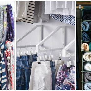 15 Closet Organization Ideas You'll Want to Steal Immediately
