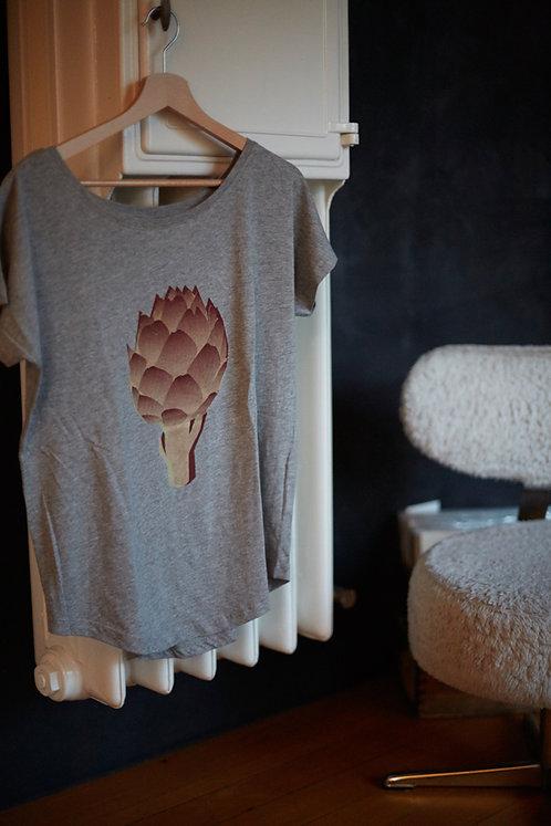 artichoke t-shirt woman