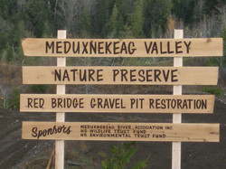 The Meduxnekeag River Valley