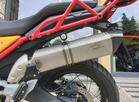 Silenziatori V85 TT