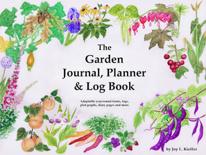 Garden Journal Front Cover reduced to pr