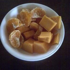 ~ Orange Food