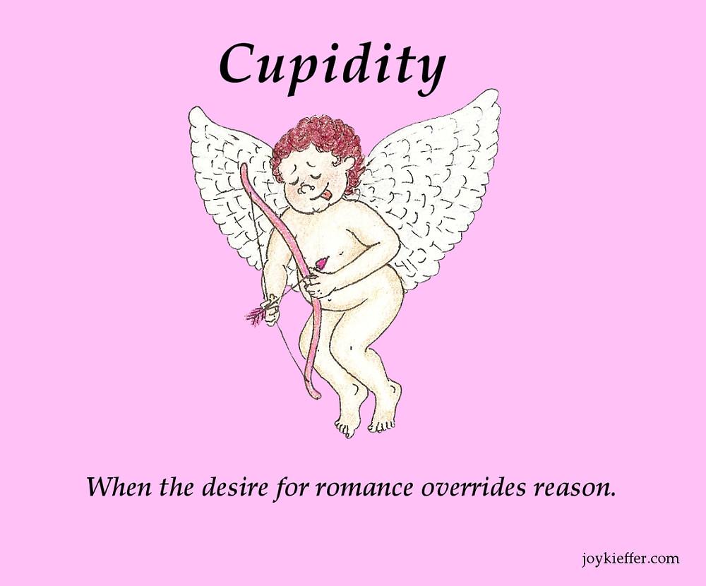 Cupidity Cupid