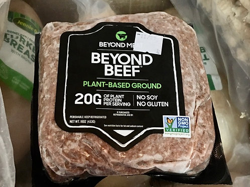 Ground Beef Substitute