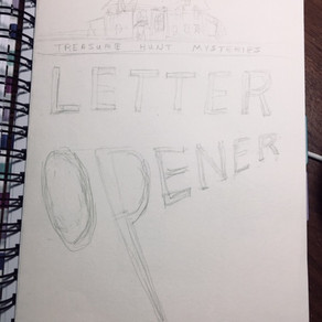 The Making of a Book Cover, Part 1